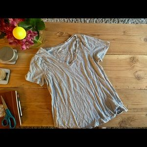 Striped Old Navy relaxed tee